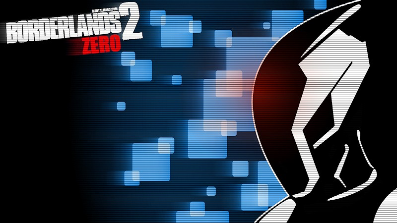 Borderlands 2 Blacklist Wallpaper - Zero