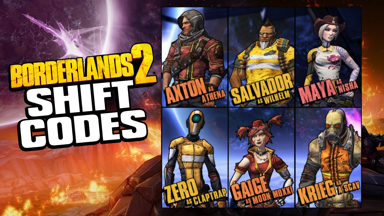 shift codes - DriverLayer Search Engine Borderlands The Pre Sequel Shift Codes