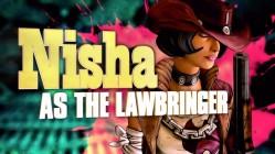 Nisha in Borderlands the Pre-Sequel