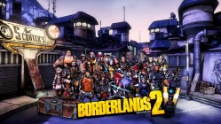 Borderlands 2 Crimson Raiders Wallpaper