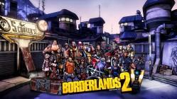 Borderlands 2 Crimson Raiders Wallpaper