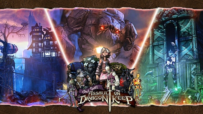 Borderlands 2 Tiny Tina Wallpaper – Dragon Keep - MentalMars Borderlands 3