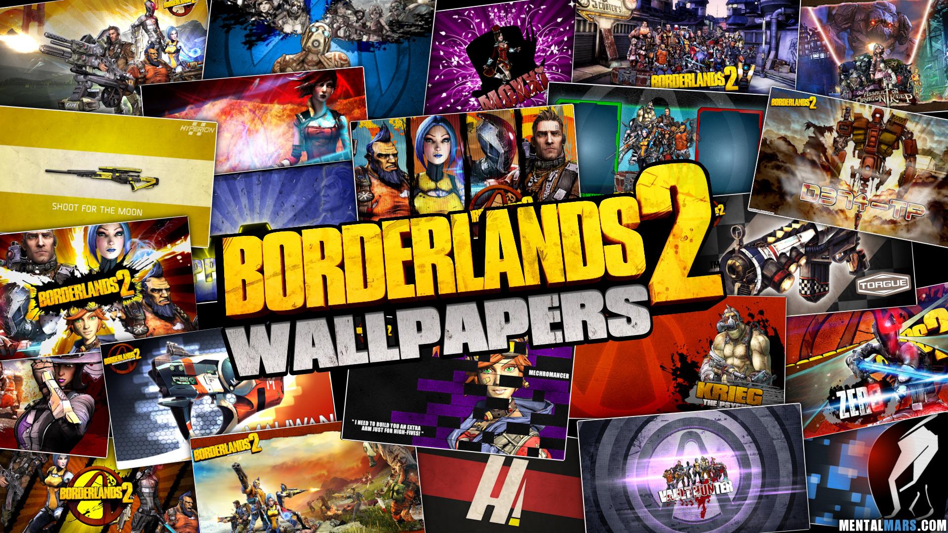 Badass Borderlands 2 Wallpapers By GBX Community Badass