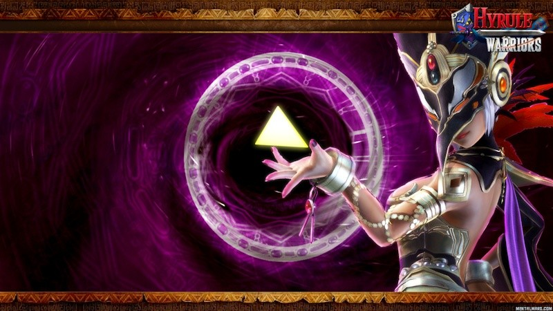 Hyrule Warriors – Cia Wallpaper