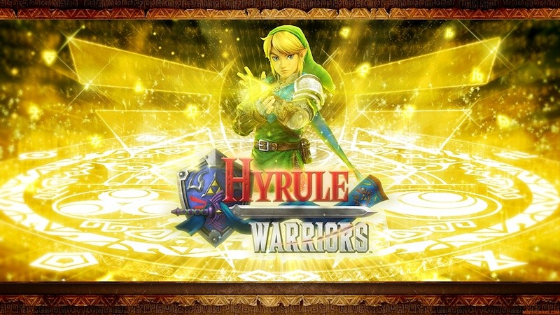 Hyrule Warriors - Link Wallpaper