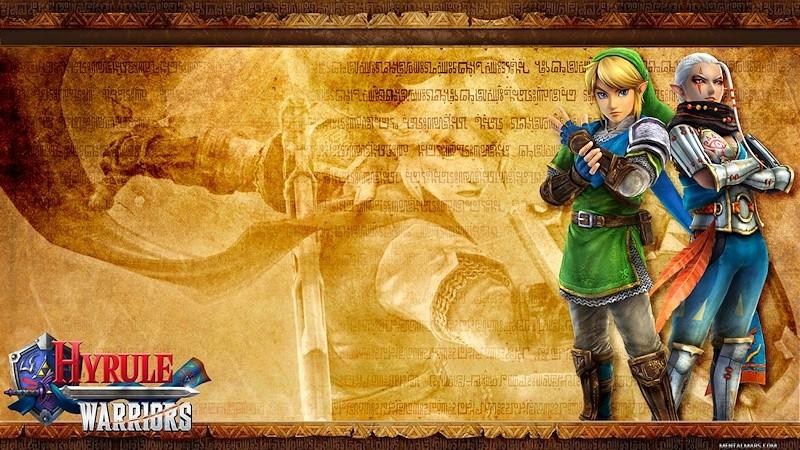 Hyrule Warriors Wallpaper 2