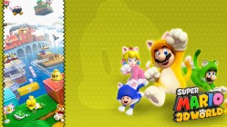 Super Mario 3D World - Catsuit Wallpaper
