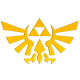 The Legend of Zelda Triforce Logo