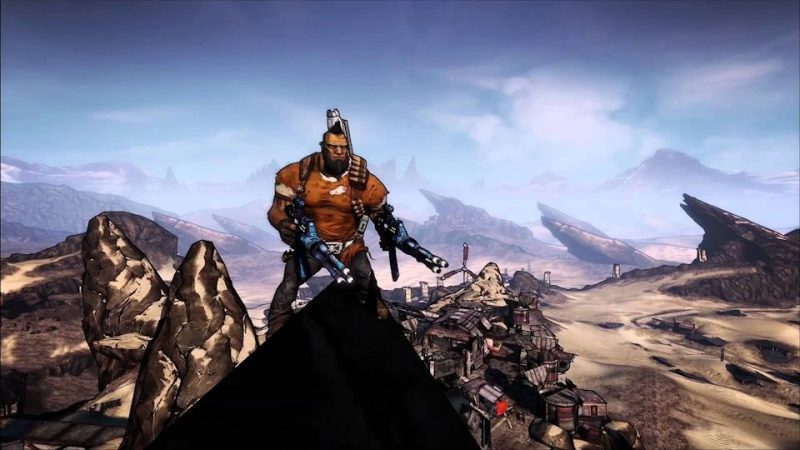 Borderlands 2: An Introduction by Sir Hammerlock
