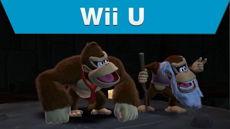 Donkey Kong Country: Tropical Freeze Launch Trailer