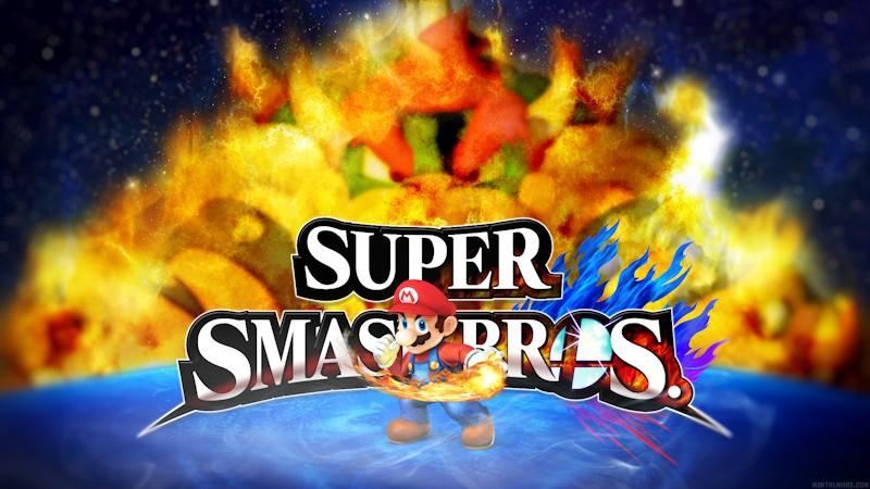 Super Smash Bros Wallpaper
