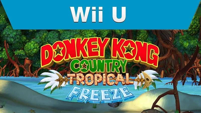 Donkey Kong Country: Tropical Freeze E3 Trailer
