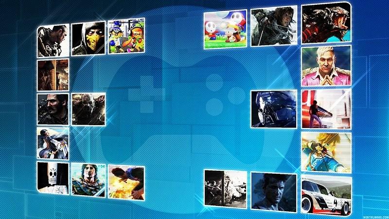 E3 Wallpaper