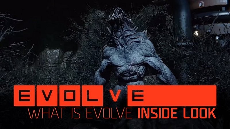 Evolve – Inside Look – First Gameplay