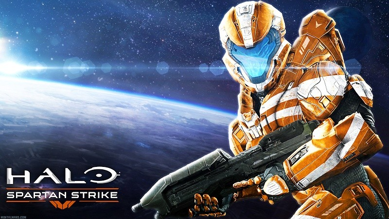 Halo Spartan Strike Wallpaper