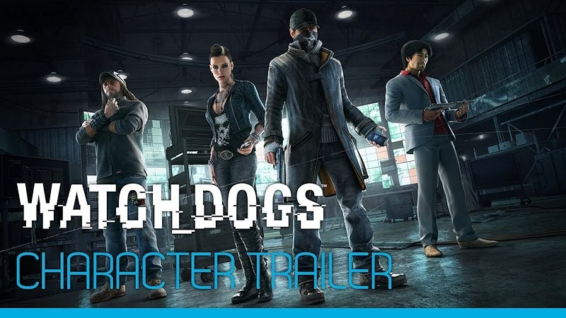 Watch_Dogs – Character trailer