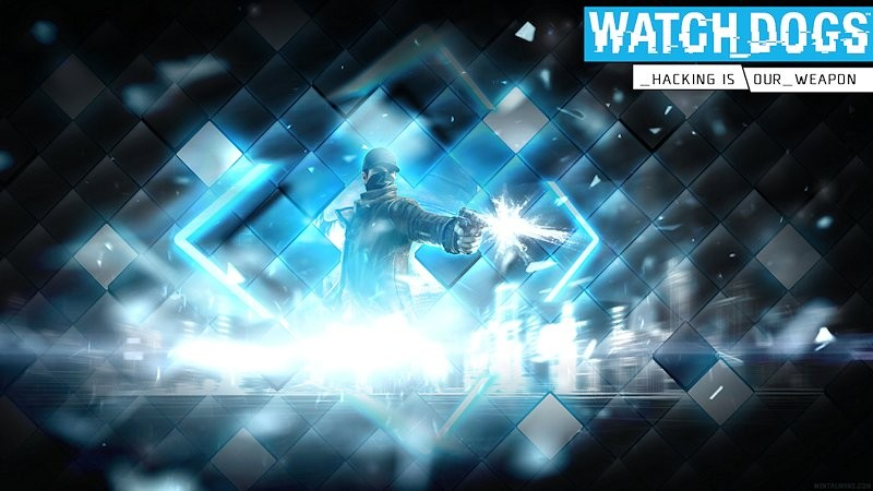 Watch Dogs - Our Weapon Wallpaper