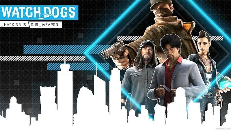 Watch Dogs Wallpaper
