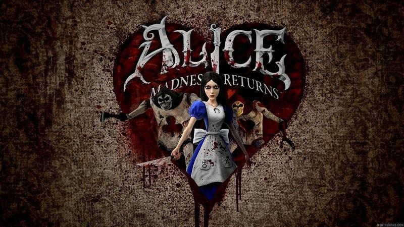 Alice Madness Returns Wallpaper » MentalMars