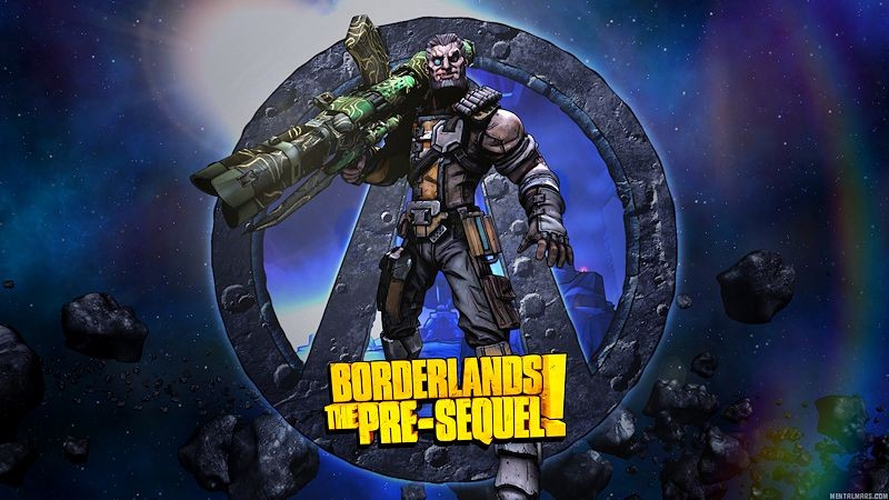 Borderlands The Pre Sequel Wallpapers By Mentalmars Art