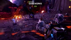 Borderlands NVIDIA GameWorks Trailer