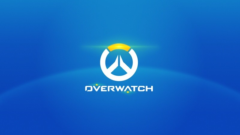 Overwatch Wallpaper - Blue