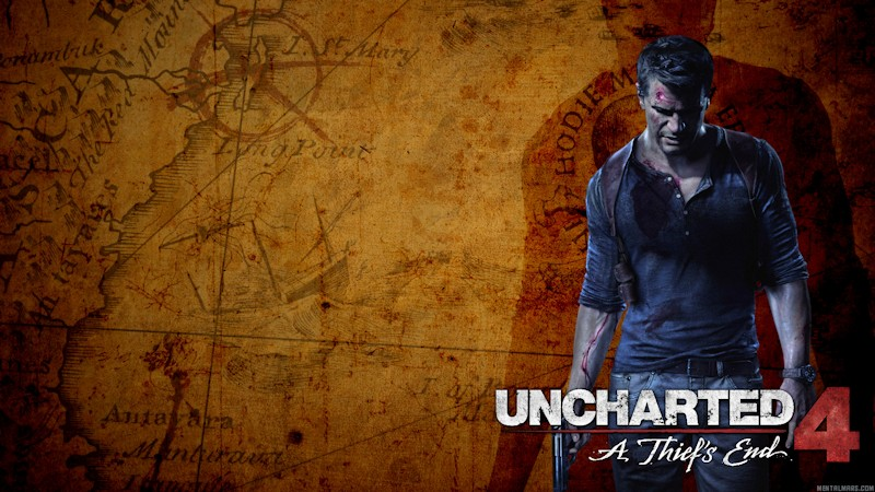 Uncharted 4 Wallpaper Nathan Drake Mentalmars
