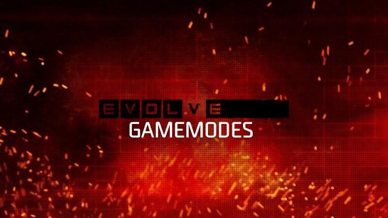 Evolve Game Modes Explained