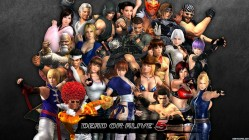 DOA 5 Wallpaper