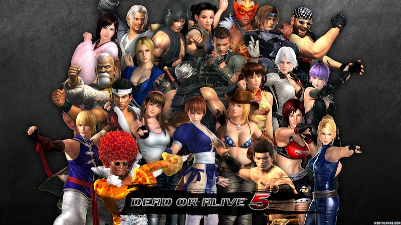 dead or alive 5 wallpaper mentalmars