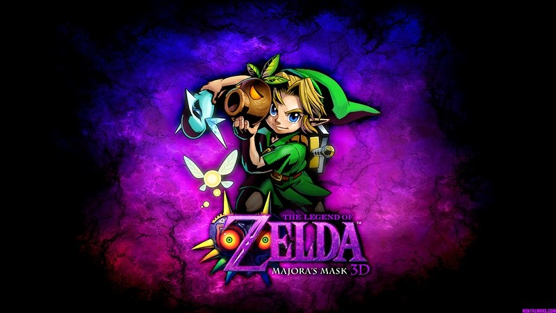 TLOZ Majora's Mask Wallpaper 3