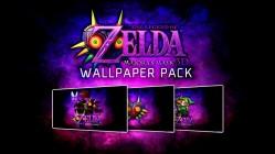 TLOZ Majora's Mask Wallpaper Pack