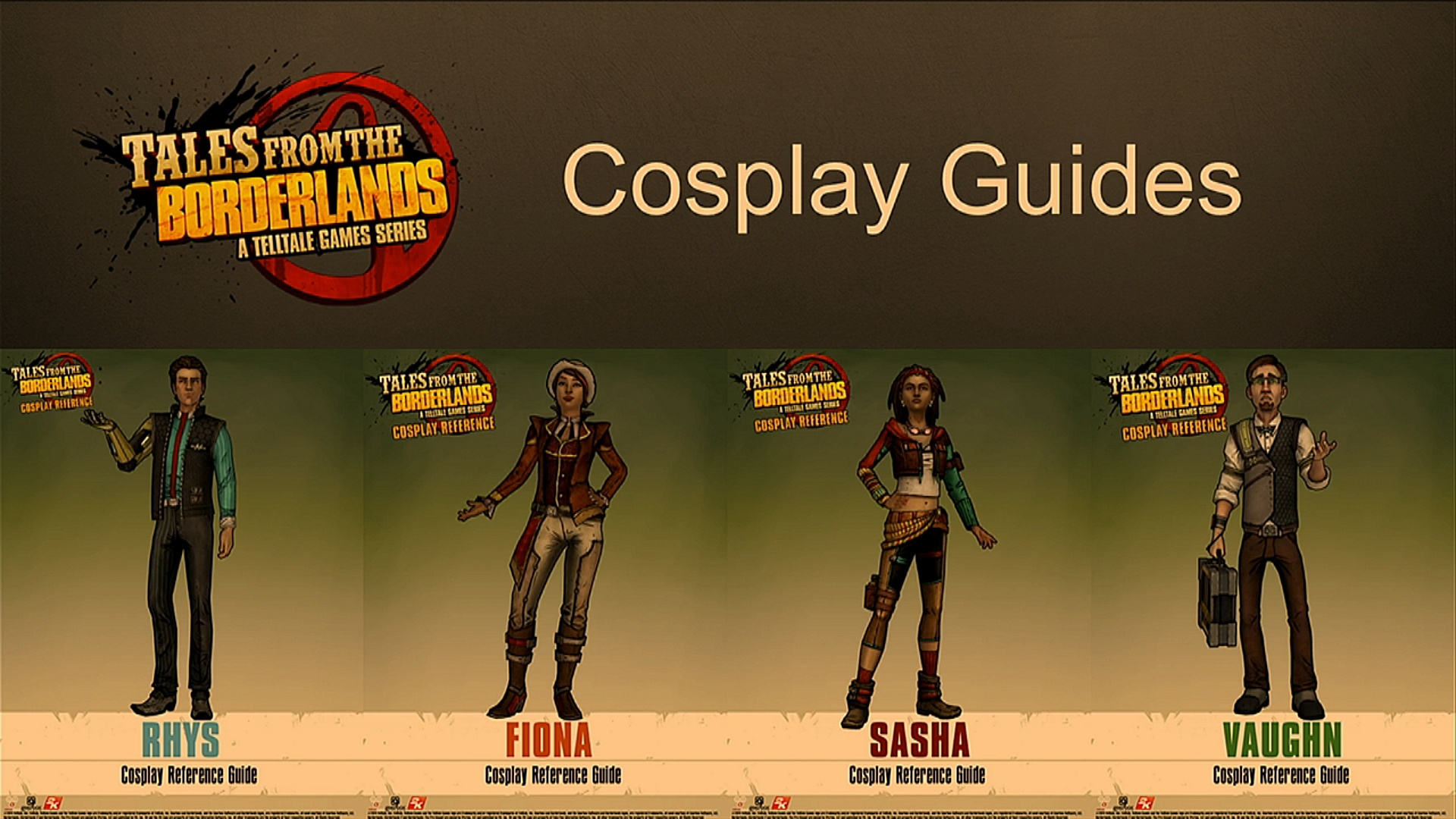 Tales from the borderlands cosplay guides mentalmars