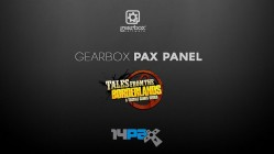 PAX Prime 2014 - Inside Gearbox Software Panel - Tales from the Borderlands
