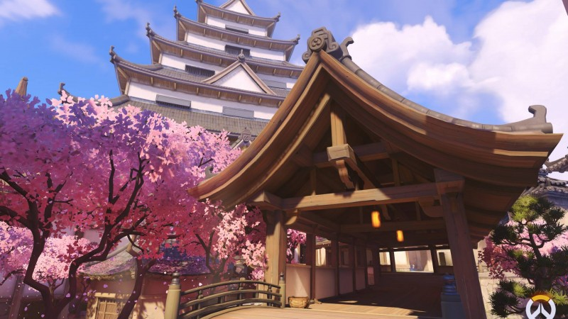 Overwatch Screenshots – Hanamura