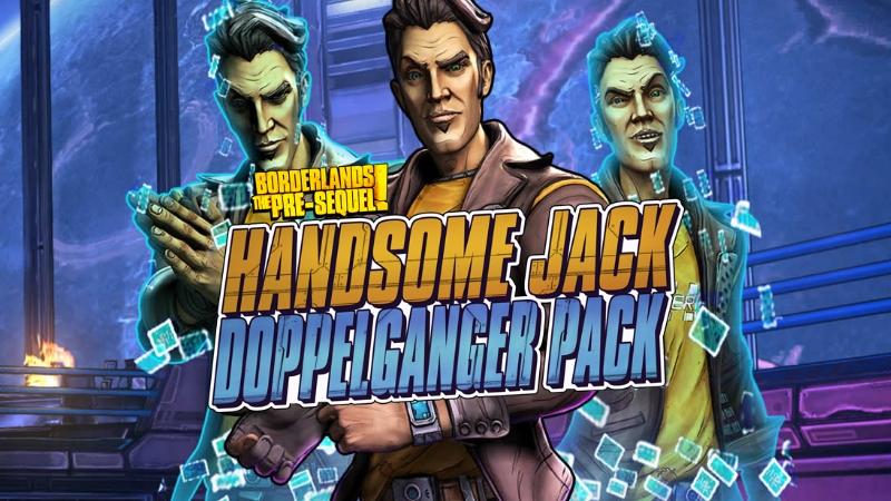 Handsome Jack Doppelganger Pack Download