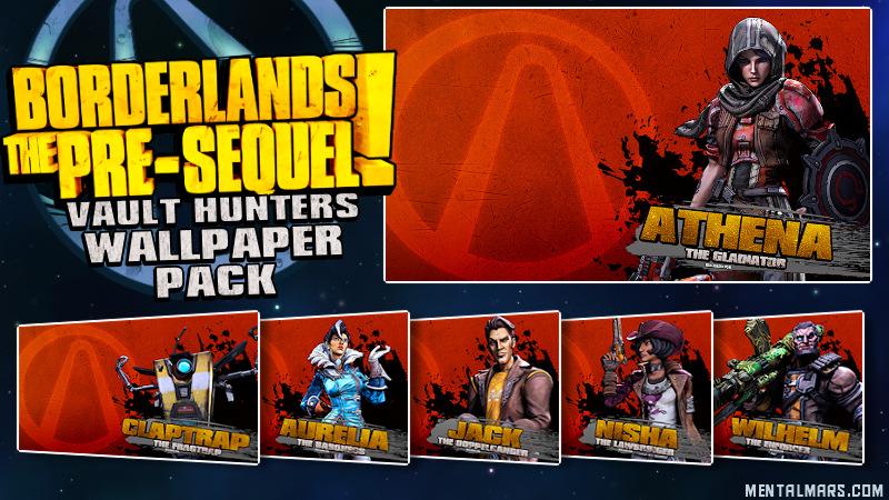 Splatter Wallpaper Pack