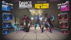Borderlands vs Dance Central