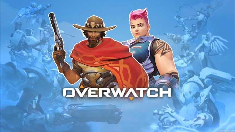 New Overwatch Heroes