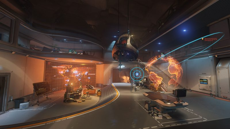Overwatch Screenshots – Watchpoint Gibraltar