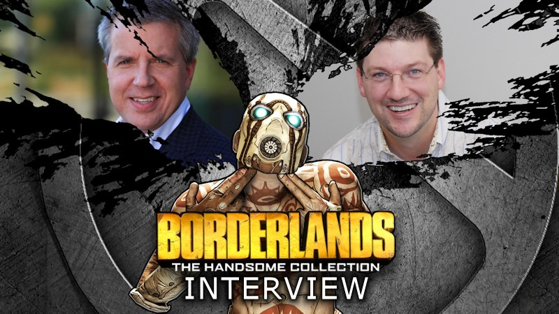 Major Nelson interviews Randy Pitchford