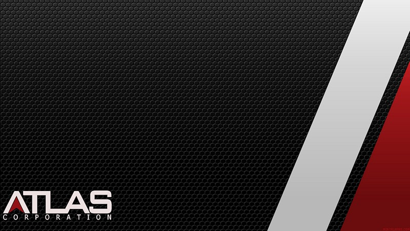 Call of Duty Wallpaper - Atlas (Black)
