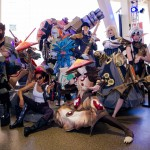 Battleborn Cosplay Group SDCC2015