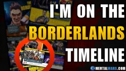 Borderlands Timeline Award