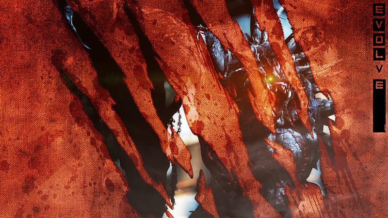 Evolve Wallpaper - Goliath Unleashed