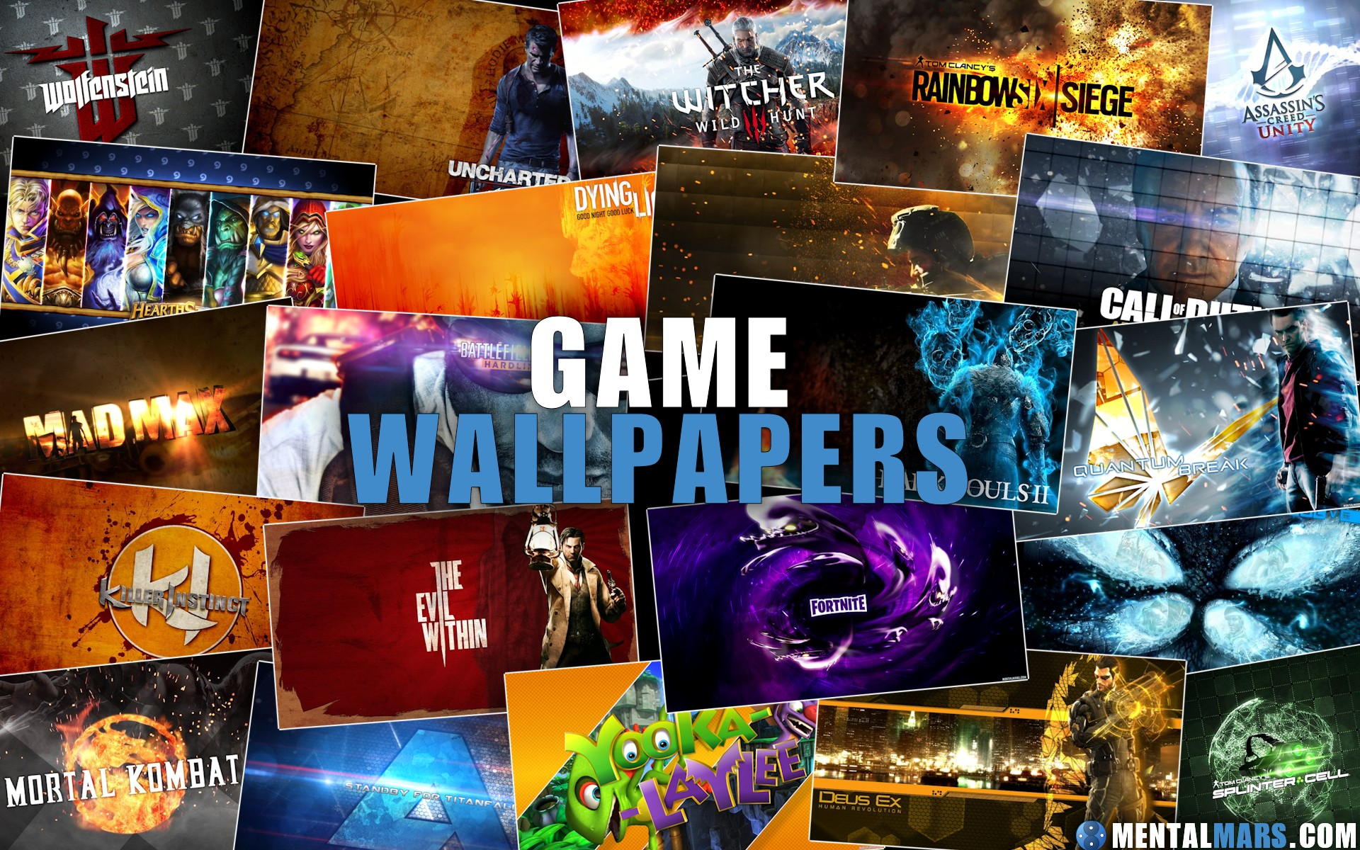 Awesome Video Game Wallpapers: Awesome Video Game Wallpapers