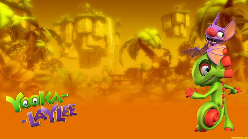 Yooka-Laylee Wallpaper