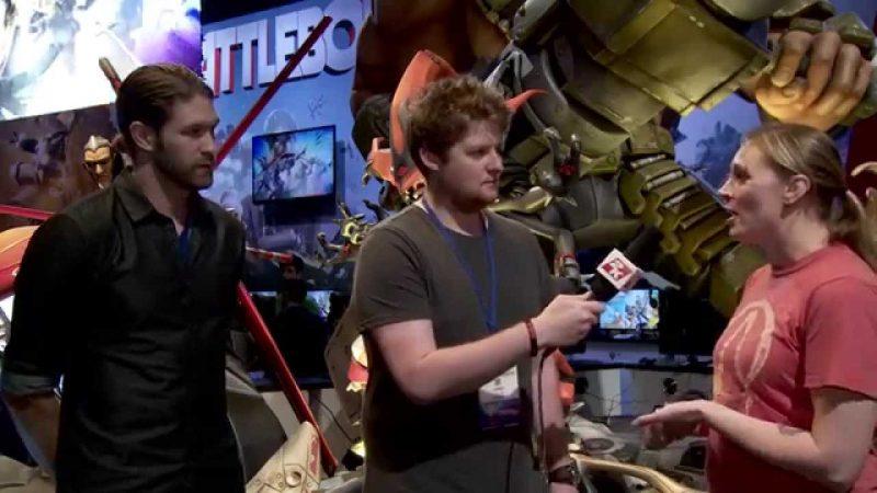 Battleborn: Community Q&A at E3 2015