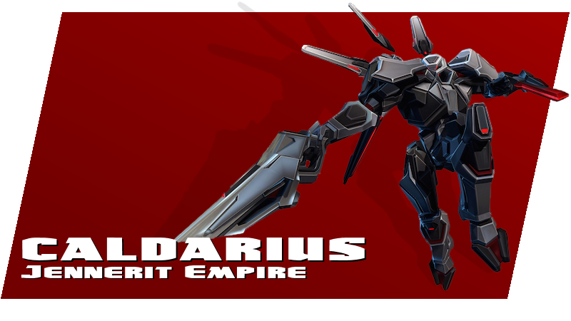 Battleborn - Caldarius (Jennerit Empire)