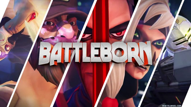 Battleborn Characters